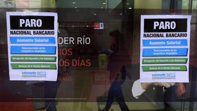 Hoy no abren los bancos