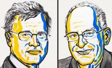 El Nobel de Economía fue adjudicado a Bengt Holmström y a Oliver Hart