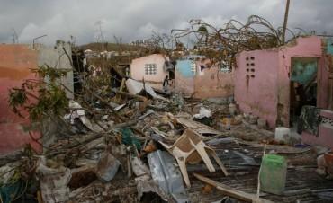 Al menos 372 muertos en Haití por huracán Matthew