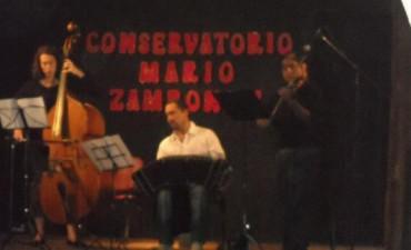 "El Conservatorio ""Mario Zambonini"" con Casa Propia"
