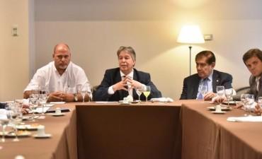 Catamarca participó de reunión con el Senado de la Nación