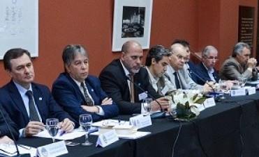Las provincias protagonistas en el nuevo pacto