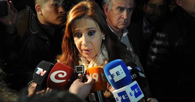 Cristina Kirchner contra las estadísticas del macrismo