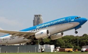 Aerolíneas Argentinas y Austral amenazan con un paro programado para este fin de semana