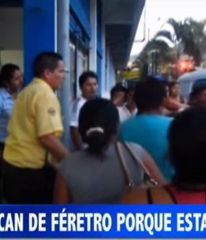 Tremendo video de joven peruano que murió dos veces