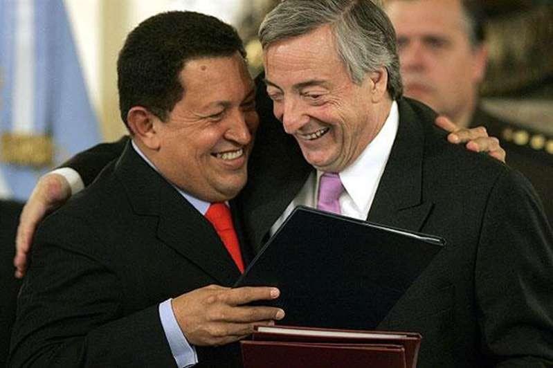 Uberti contó cómo fue la trama para que Néstor Kirchner y Hugo Chávez se quedaran con US$ 50 millones