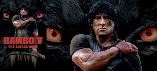 Las impactantes primeras imágenes de Sylvester Stallone en Rambo 5