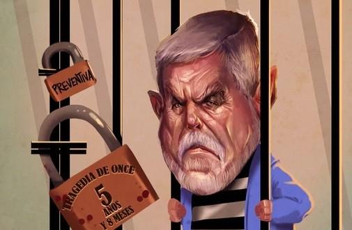 En un fallo histórico, Julio De Vido fue condenado a 5 años y 8 meses por la tragedia de Once