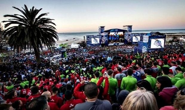 Con 20 mil jóvenes comienzan los Juegos Nacionales Evita 2018 en Mar del Plata