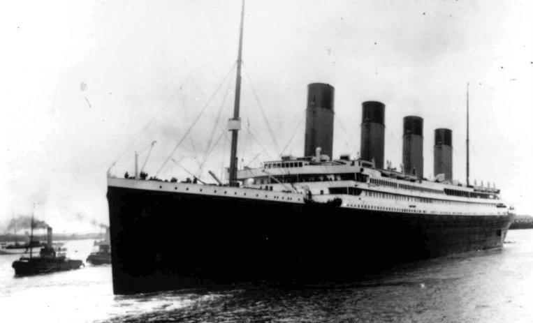 Y un día, el Titanic vuelve a zarpar