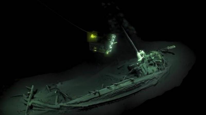 Este es el barco más antiguo del mundo