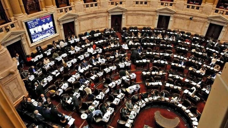 Diputados dio media sanción al Presupuesto