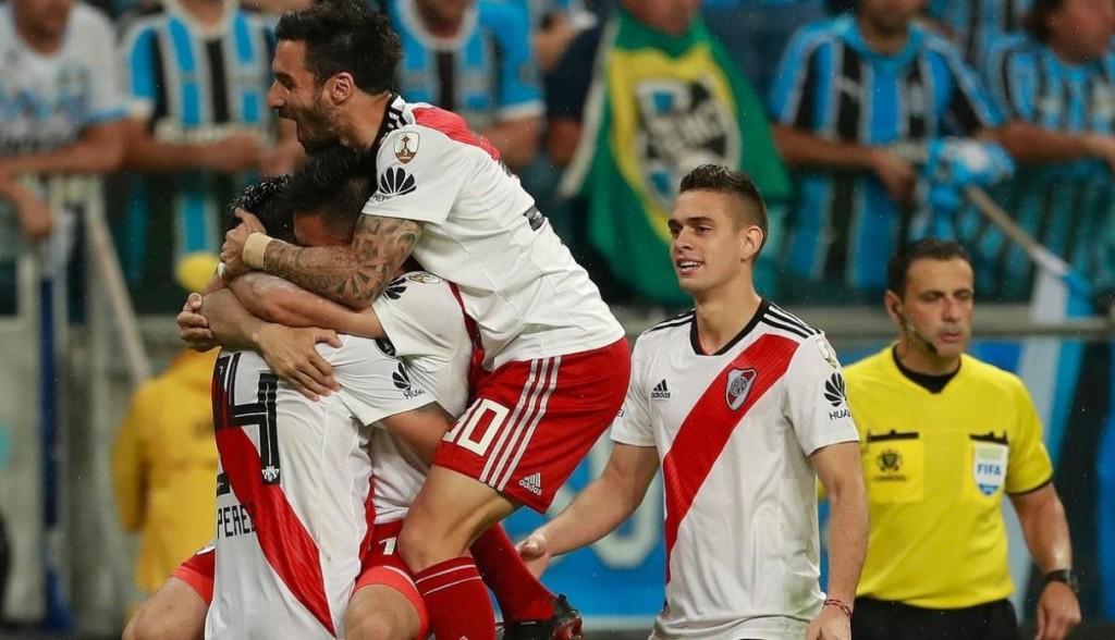 River se lo dio vuelta a Gremio y jugará la final de la Libertadores