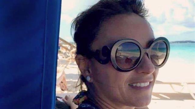 Se entregó la viuda del ex secretario privado de Kirchner