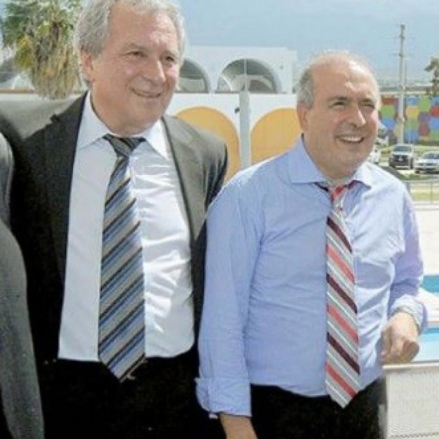 Dusso y José López, imputados por corrupción en la obra pública