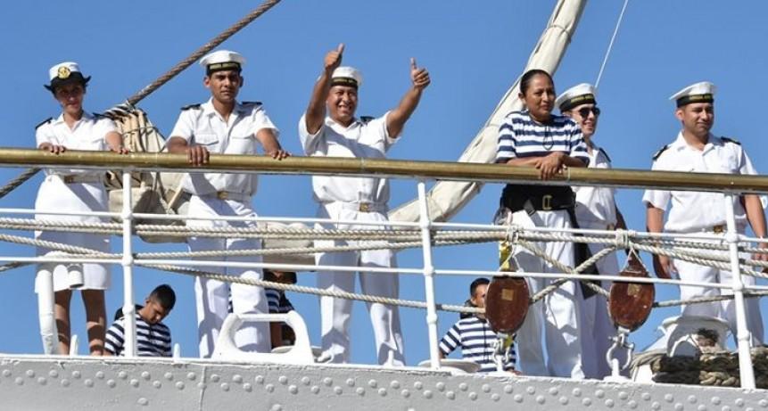 Investigan a dos tenientes de la Fragata Libertad por presunto abuso sexual