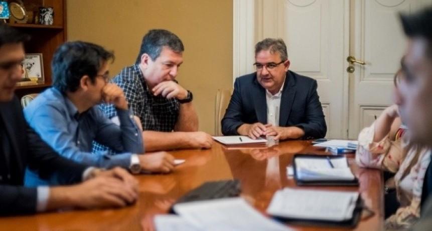 Jalil confirmó aumento para trabajadores municipales