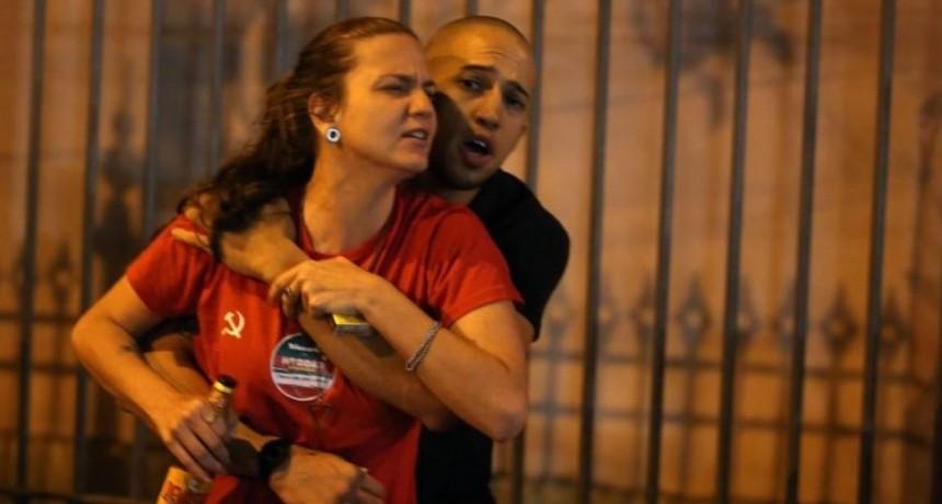 Enfrentamientos entre seguidores de Haddad y Bolsonaro tras resultado en Brasil [FOTOS]
