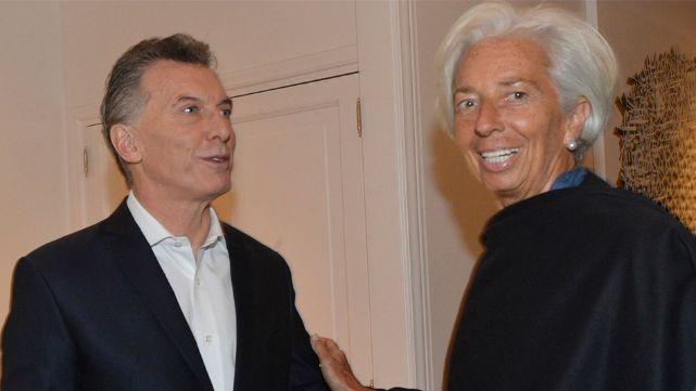 Alivio para Macri: el FMI le dio el OK al acuerdo