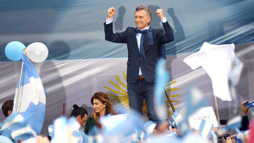 Campaña: Macri en Tucumán