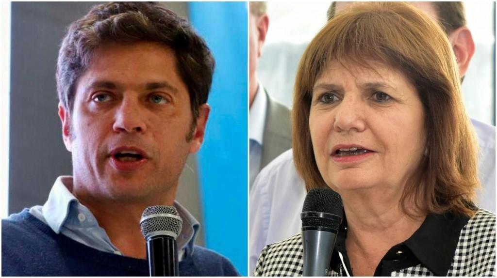 Patricia Bullrich, contra Kicillof: Justifica el narcotráfico como forma de vida