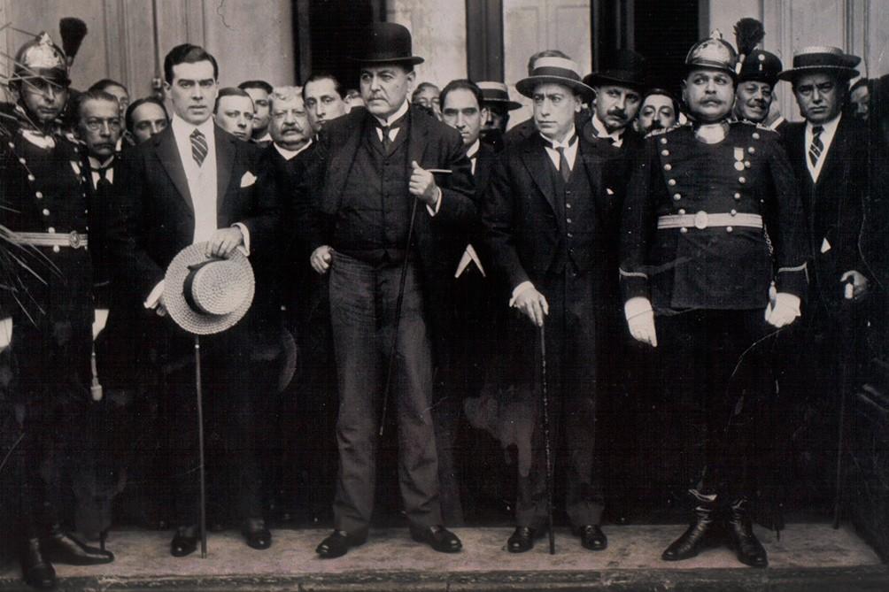 Se presentó Confidencias, un libro inédito escrito por el ex presidente Hipólito Yrigoyen