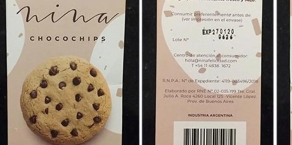 Prohíben unas galletitas sin TACC que le provocaron un shock a un niño