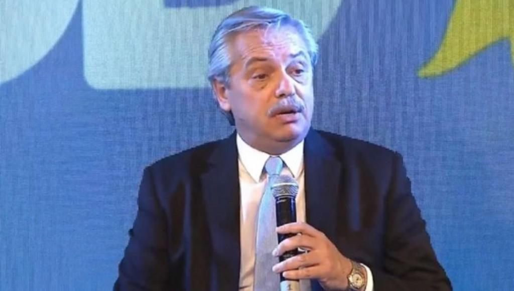La contundente frase de Alberto Fernández: No soy el presidente de los porteños, soy el presidente de la Argentina