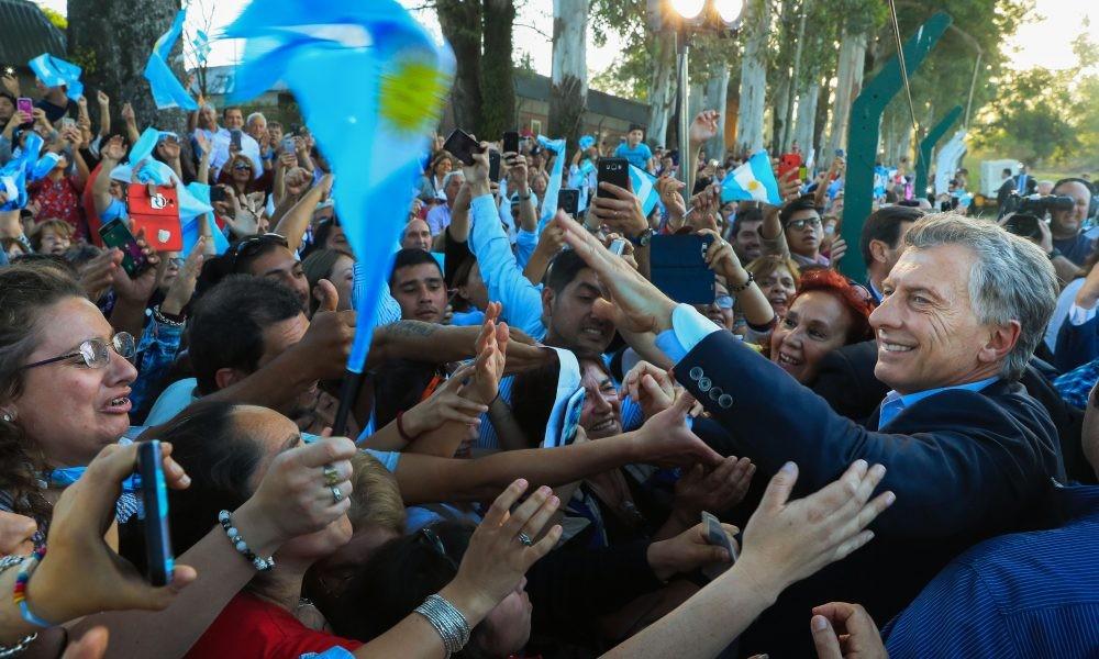 Macri: Es posible gobernar sin meter miedo, ni odio