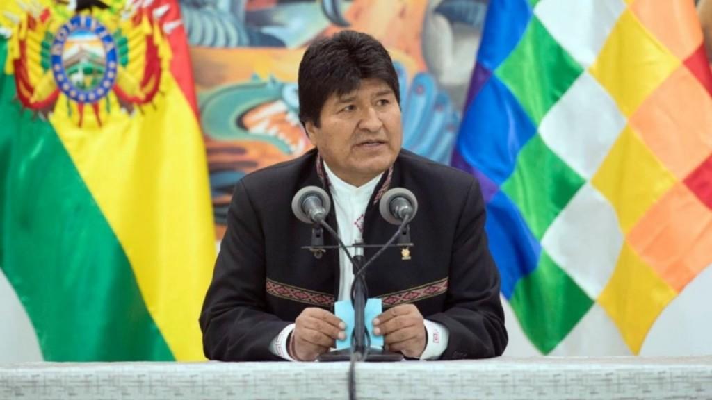 Elecciones en Bolivia: el escrutinio definitivo ya le da el triunfo a Evo Morales en primera vuelta