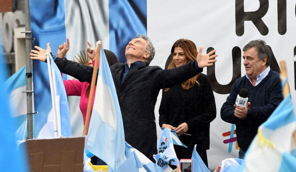 Mauricio Macri cerrará su campaña en Córdoba, la provincia que fue clave para su triunfo en el 2015