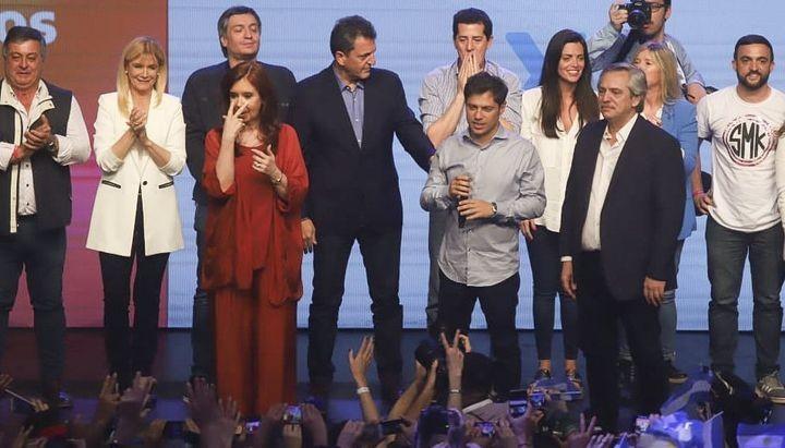 Ganó Alberto Fernández y será el nuevo presidente