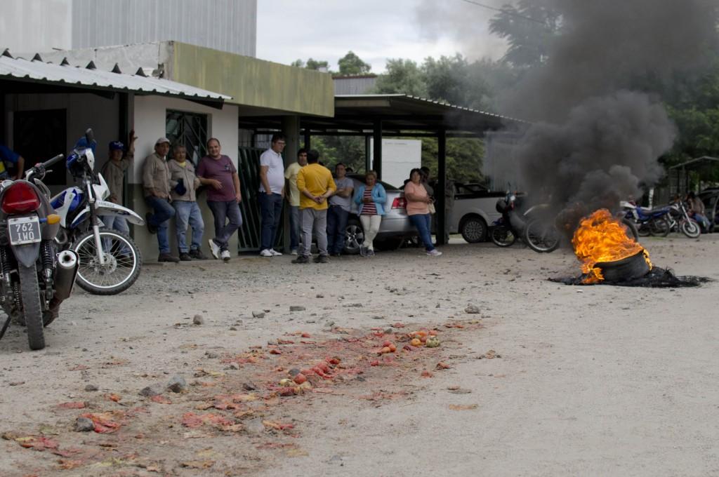ALCO despidió a más de una veintena de trabajadores y la fábrica está bloqueada