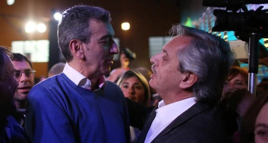 Alberto Fernández suma a Florencio Randazzo a su campaña presidencial