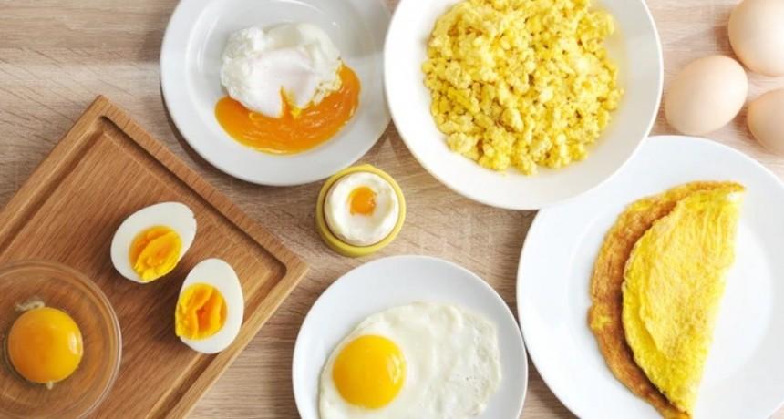 Día Mundial del Huevo: 10 razones por las que hay consumirlo en todas las etapas de la vida