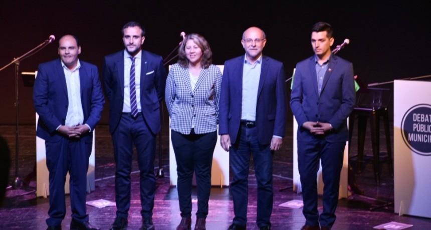 Cuales fueron las propuestas de los Candidatos a Intendentes en un Debate donde la PRENSA quedó afuera