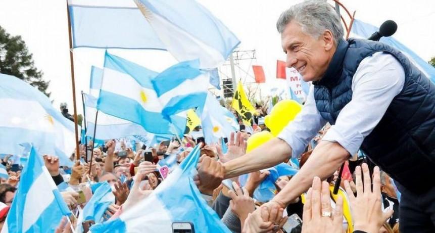 Macri en Río Cuarto: No queremos deditos prepotentes