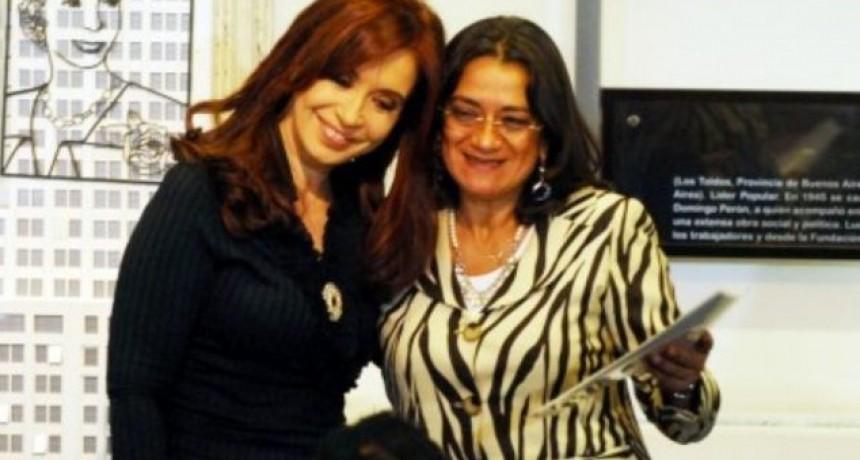 Corpacci nuevamente contra Macri Culpo al presidente por el hambre, esto no pasaba con Nestor y Cristina