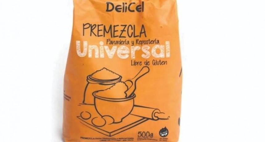 Ordenan retirar del mercado nacional un producto destinado a celíacos