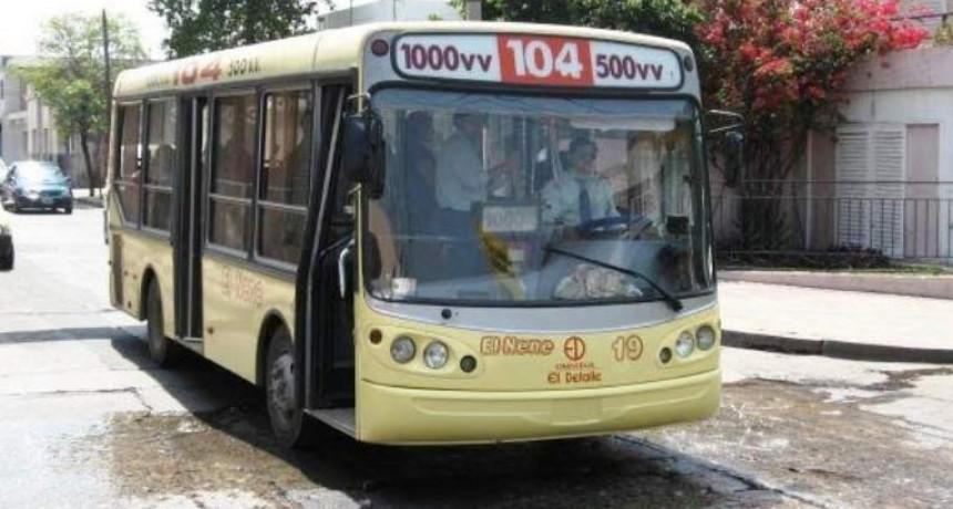 Ratifican paro de transporte para el miércoles