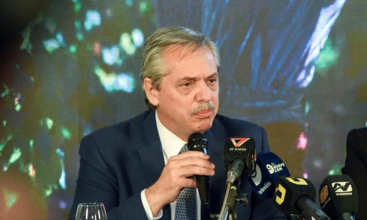 La cifra millonaria que gastó Fernández en publicidad en plena pandemia