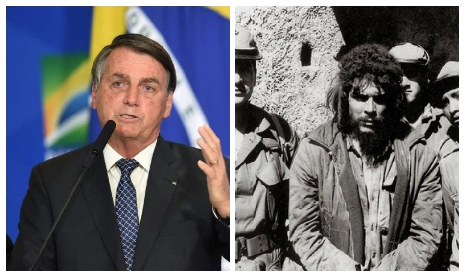 """Jair Bolsonaro sobre el Che Guevara: """"Inspiró marginales, drogadictos y a la escoria de izquierda"""""""