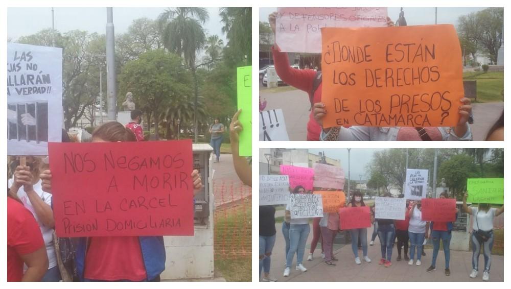 Denuncian maltrato en la cárcel de Miraflores