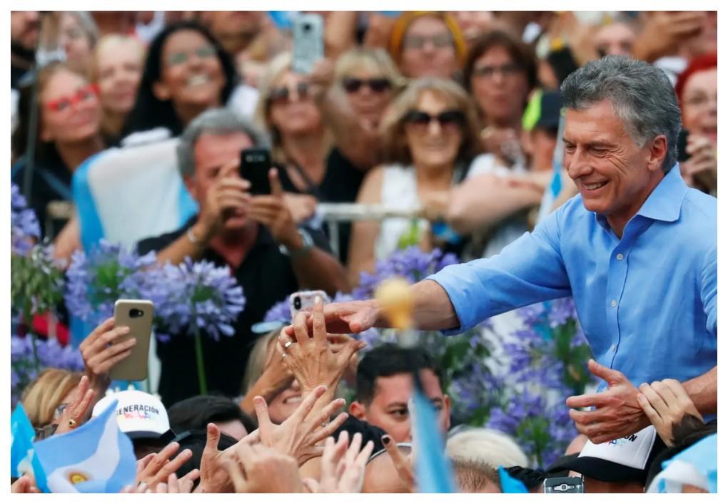 """Mauricio Macri: """"En 2023 vamos a volver al poder en la Argentina"""""""