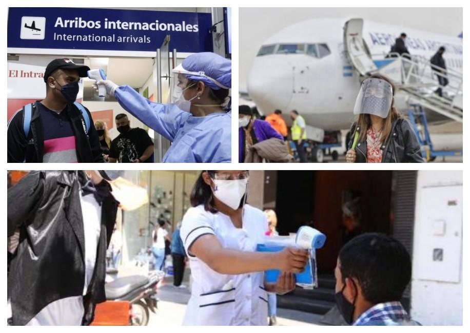 Tras siete meses de prohibición, aterrizó el primer vuelo comercial en Tucumán