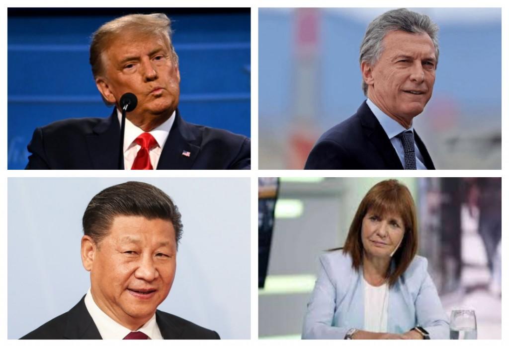 """Denunciaron en Comodoro Py a Trump, Macri y Xi Jinping por """"inventar el coronavirus"""""""