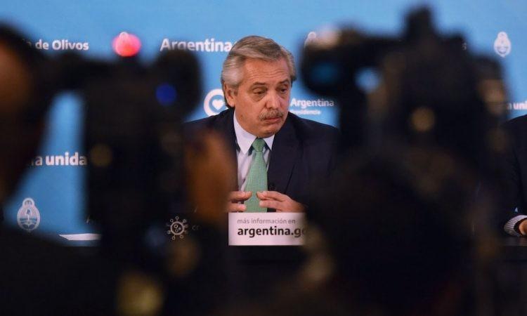 """Qué dijo Alberto Fernández sobre los """"funcionarios que no funcionan"""" de CFK"""