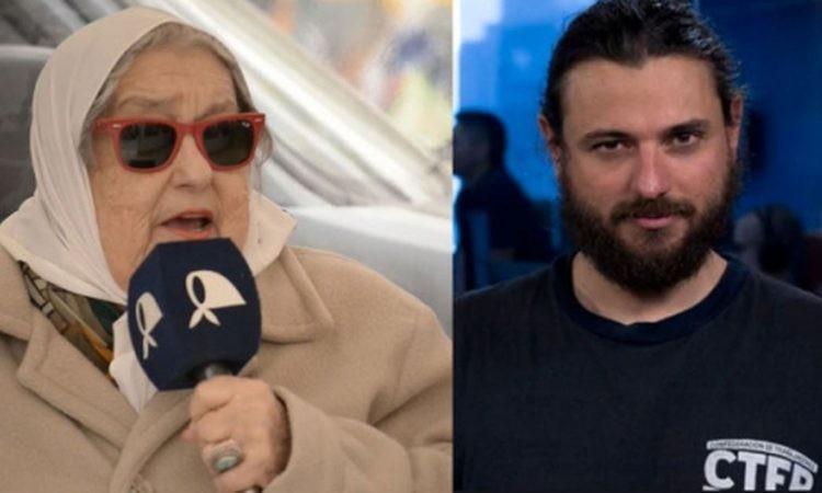 Grieta K a la vista: Hebe de Bonafini criticó la toma de Juan Grabois en Entre Ríos
