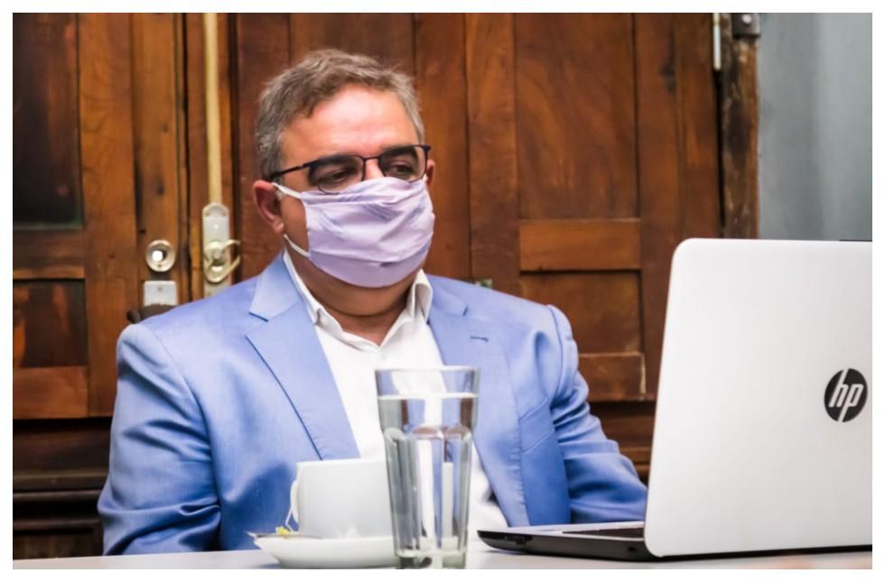 Se realizó el primer acto de colación virtual de Empleados Públicos