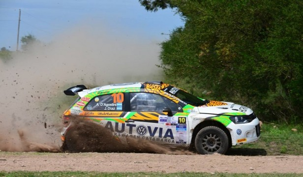 Copa Maxi Rally, ganó Augusto D´Agostini